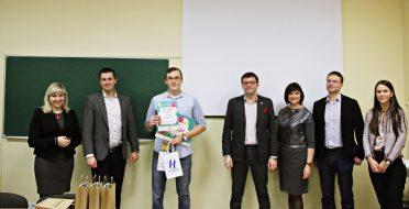 Startuoliai varžėsi ASU Ekonomikos ir vadybos fakultete